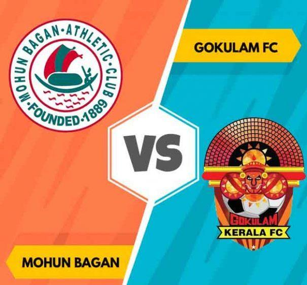 Sloppy Mohun Bagan hold Gokulam Kerala to 2-2 draw and with this their title hopes are over.