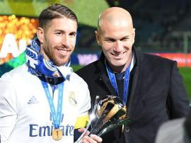 Ramos, zidane