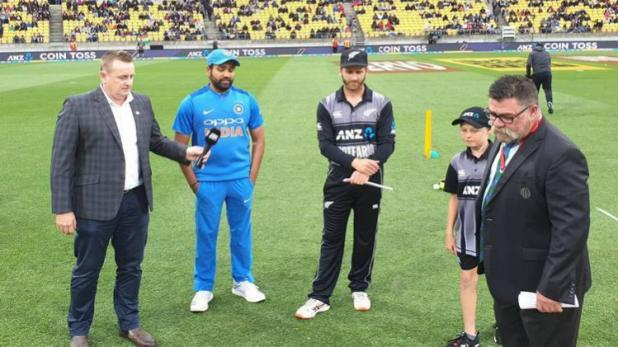 Rohit stars as India Beat New Zealand By Seven Wickets in the 2nd t20, Level Series 1-1.