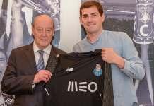Casillas at Porto
