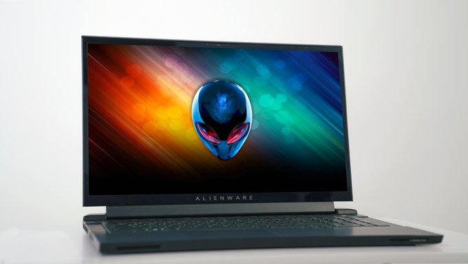 Dell launches new Alienware m15 and m17 gaming laptops at the Computex 2019