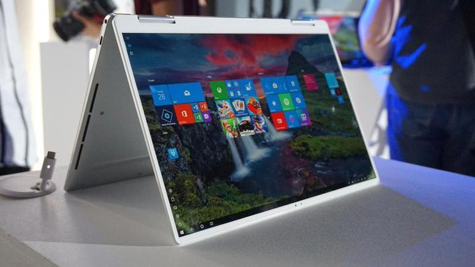 Meet the new Dell XPS 13 2-in-1 convertible laptop & the updated XPS 15