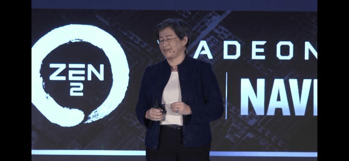 AMD Radeon RX 5700 shown at Computex 2019, 10% faster than NVIDIA RTX 2070