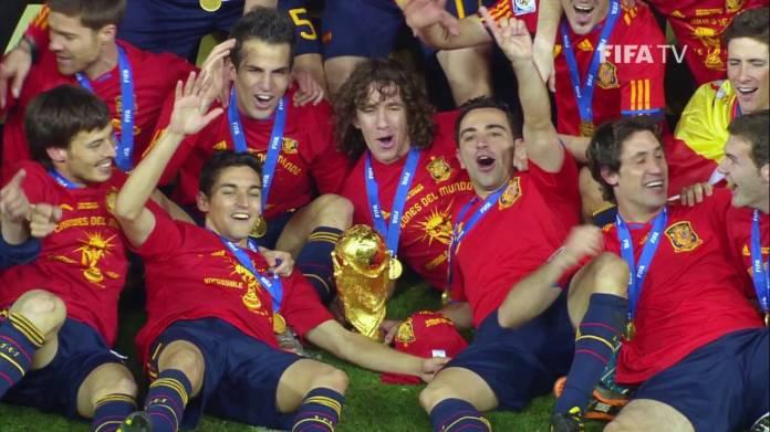 Xavi World Cup