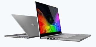 Razer Blade Laptops (Studio Edition) with NVIDIA Quadro RTX graphics announced