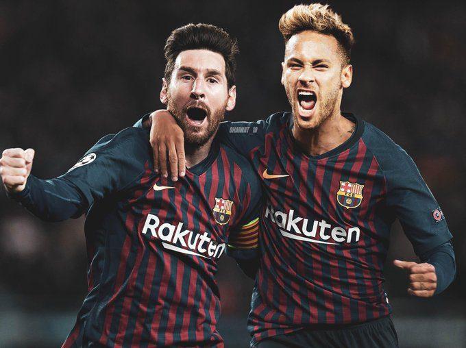Neymar set for a dramatic return to Catalonia