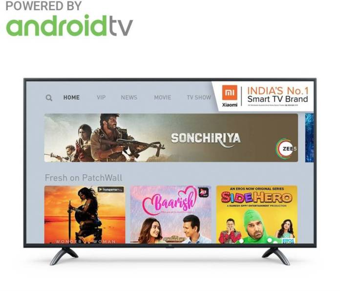 Top 10 Android TVs to buy in India 2019 under Rs.70,000