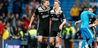 De Jong and De Ligt