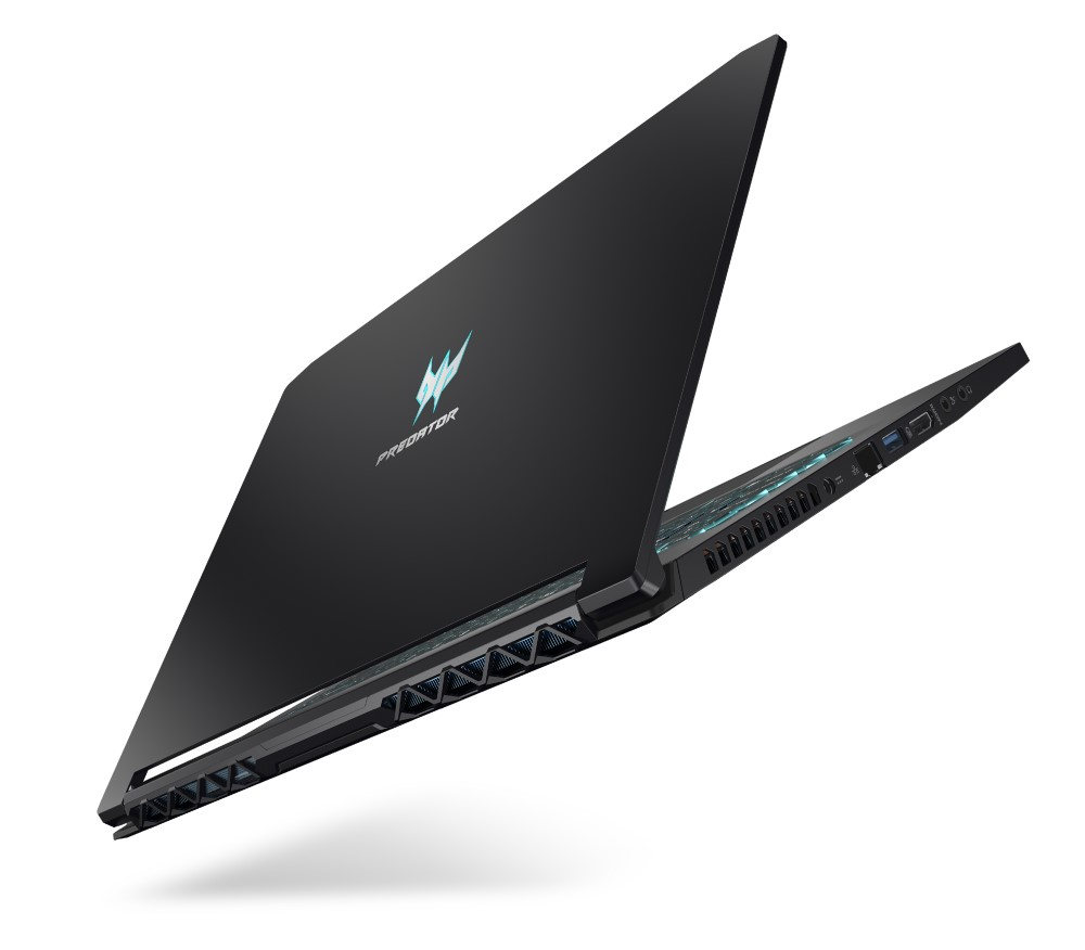 Acer Predator Triton 500 laptop announced with 300Hz display