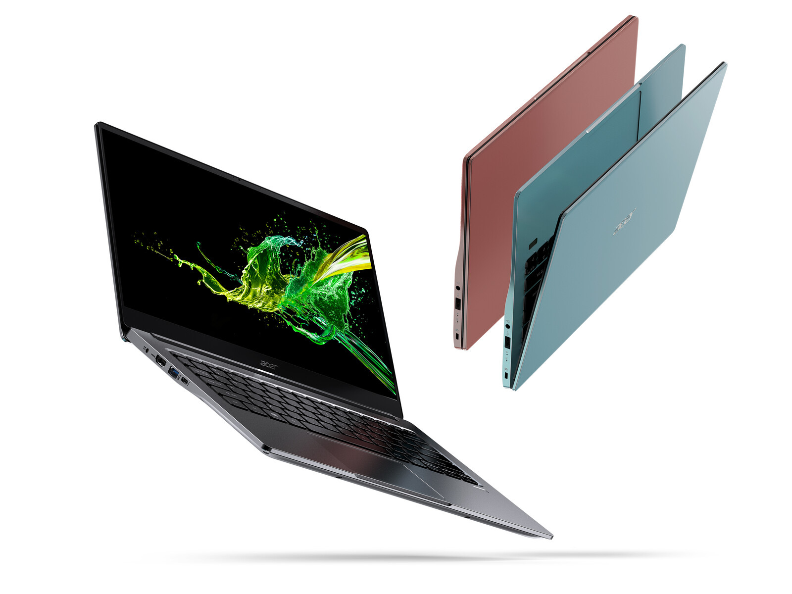 Acer updates Swift 3 and Swift 5 notebooks with 10th Gen Intel Ice Lake CPUs