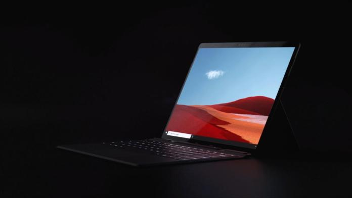 Microsoft launches new Surface Pro X with 7W Surface SQ1 chipset at $999