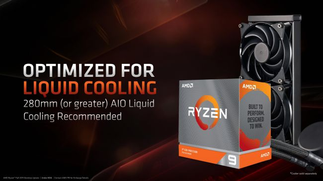 AMD's monstrous 16-core Ryzen 9 3950X will be available from November 25th