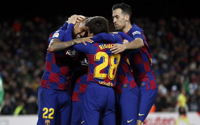 Setién says Barcelona did 'a lot of good things' against Granada