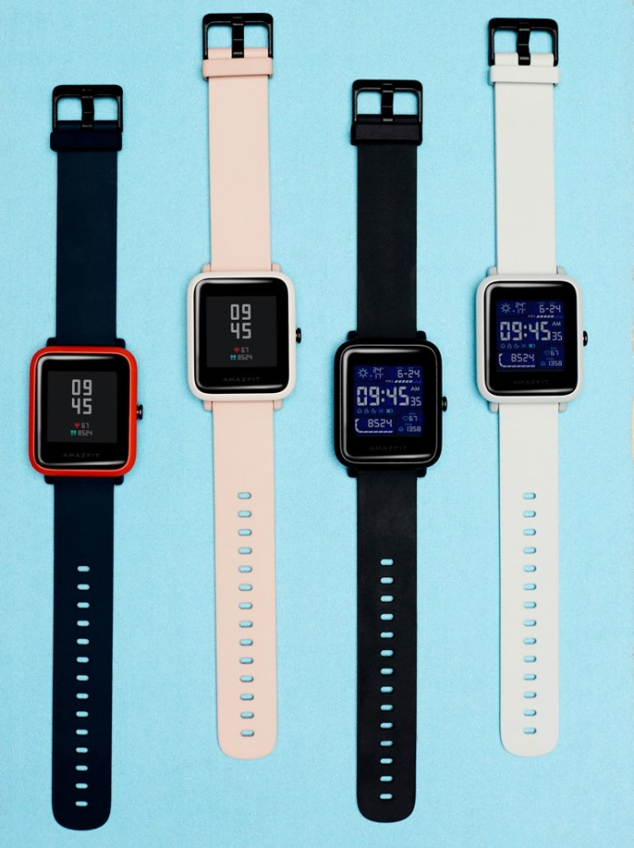 CES 2020: Amazfit Bip S with transflective colour display launched at $70
