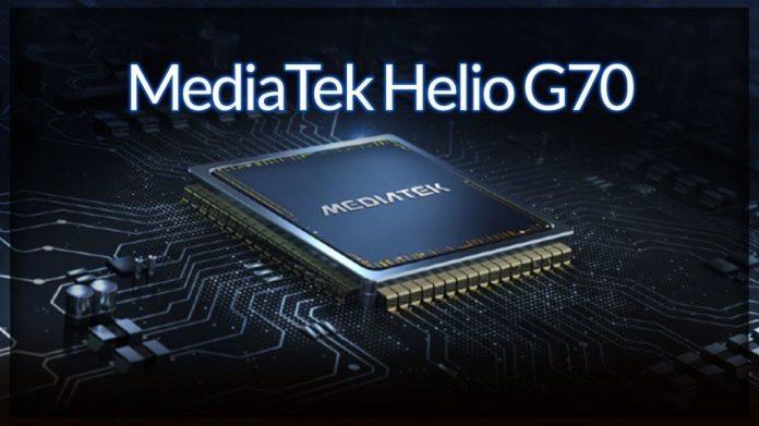MediaTek Helio G70 & G70T Gaming SoCs launched