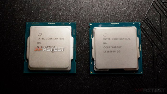 Intel 10th gen Comet Lake-S CPUs allegedly listed on a Chinese website before launch