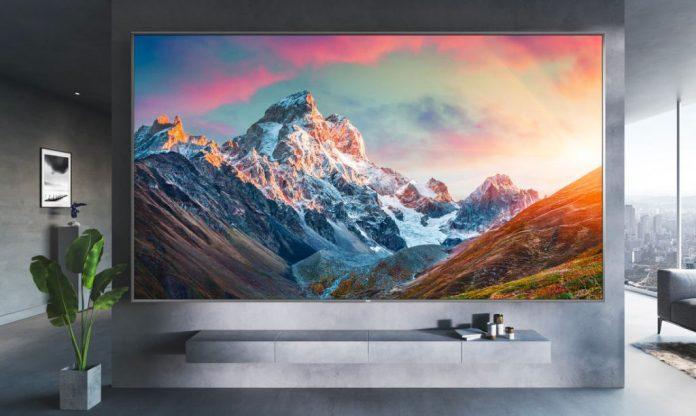 Xiaomi announces 98-inch Redmi Smart TV Max at 19,999 yuan (~US$2,832)