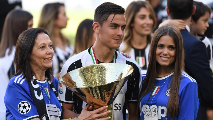 dybala and oriana