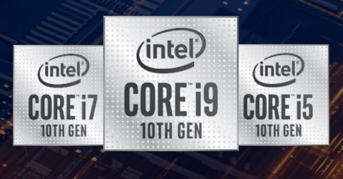 10th Gen Intel Comet Lake-H CPUs launched, up to 5.3 GHz at 45W TDP