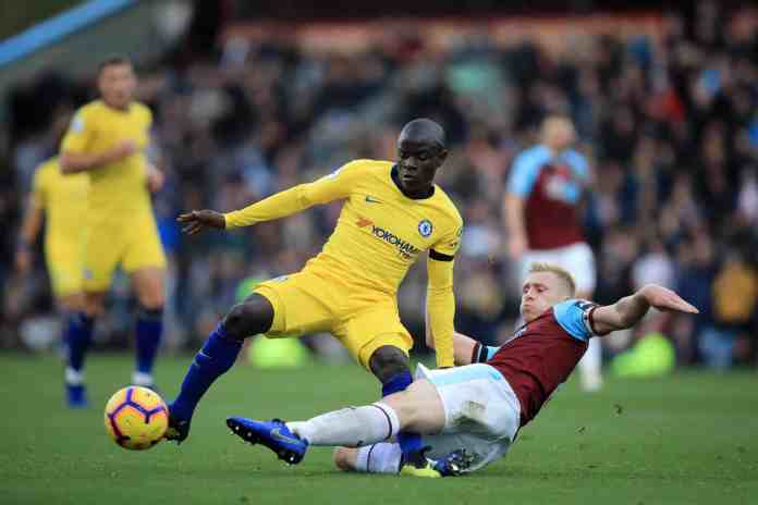 Barcelona to swap Philippe Coutinho for N'Golo Kante?