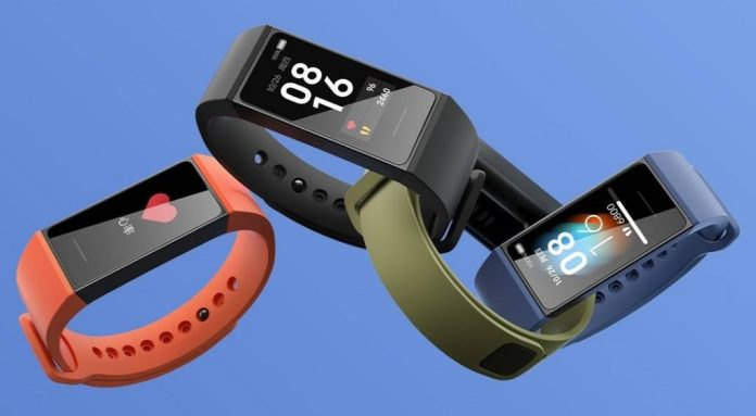 Redmi Band with 1.08-inch AMOLED display & 14-day battery life launched at 95 Yuan