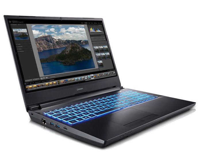 Origin PC EON15-X gaming laptops with Ryzen 3000 desktop CPUs