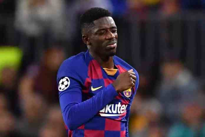 Rivaldo wants Barcelona to sell Ousmane Dembele