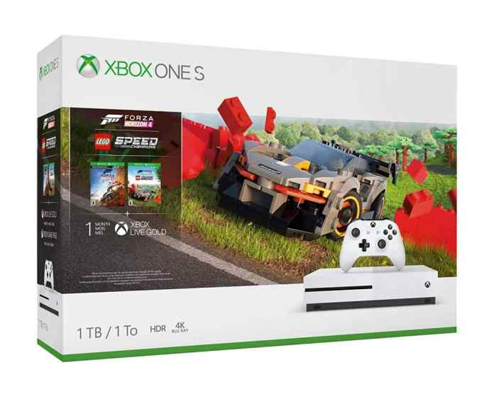 Microsoft Xbox One S discounted at Amazon's Grand Gaming Days