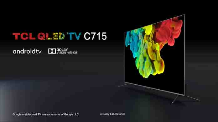 TCL QLED 4K C715 TVs -1_TechnoSports.co.in