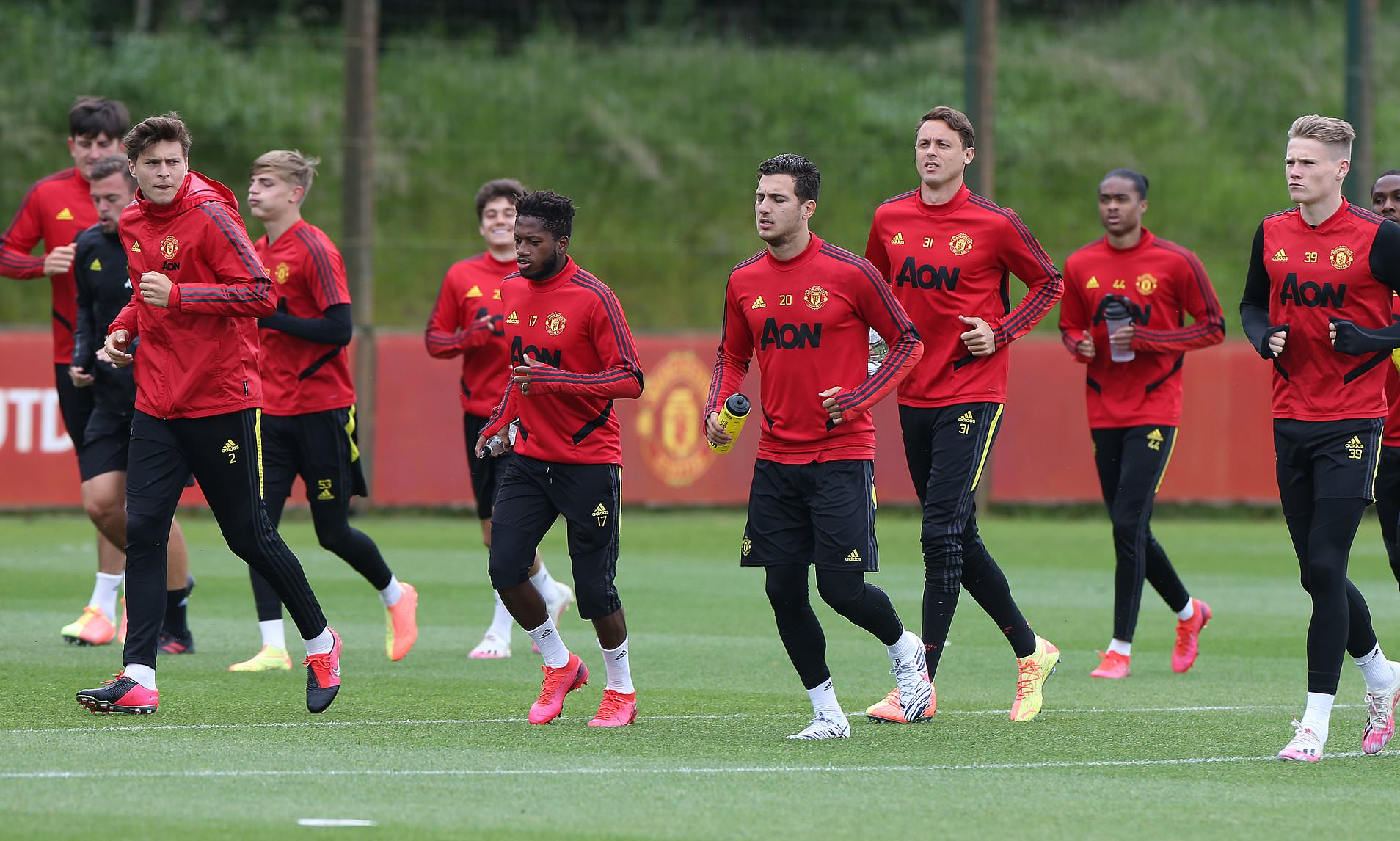Manchester United Announce The Release Of Nine Academy Players Technosports
