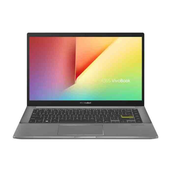 ASUS VivoBook S14 with AMD Ryzen 5 4500U & Ryzen 7 4700U now available in India
