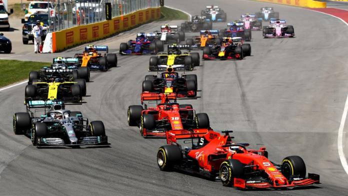 Sebastian Vettel was disqualified from Hungarian GP despite finishing second