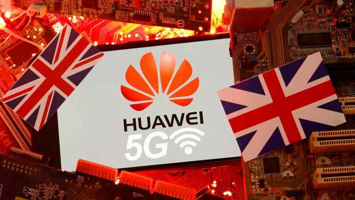 The UK bans Huawei, follow the US: China's Huawei removed from the UK's 5G networks