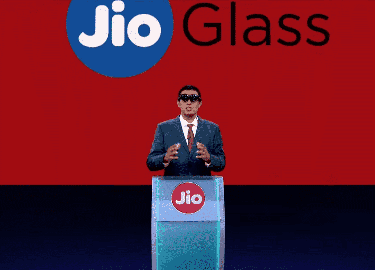 All you need to know about the new Jio Glass - TechnoSports
