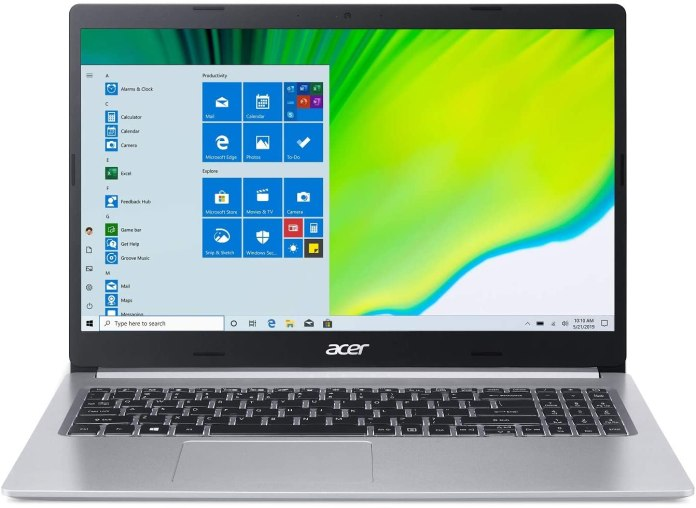Acer Aspire 5 goes all AMD with Ryzen 5 4500U & Radeon RX640, available for $599