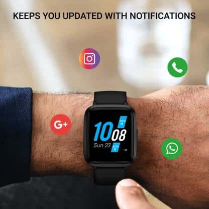 Ambrane Plus smartwatch - 2_TechnoSports.co.in