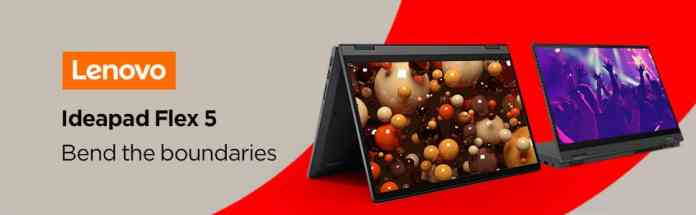 5 reasons to buy the Lenovo Ideapad Flex 5 2-in-1 laptop with Ryzen 5 4500U for ₹ 58,990