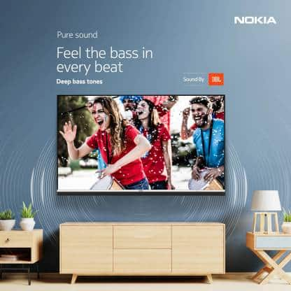 Nokia 65 inches smart Android TV - 3_TechnoSports.co.in