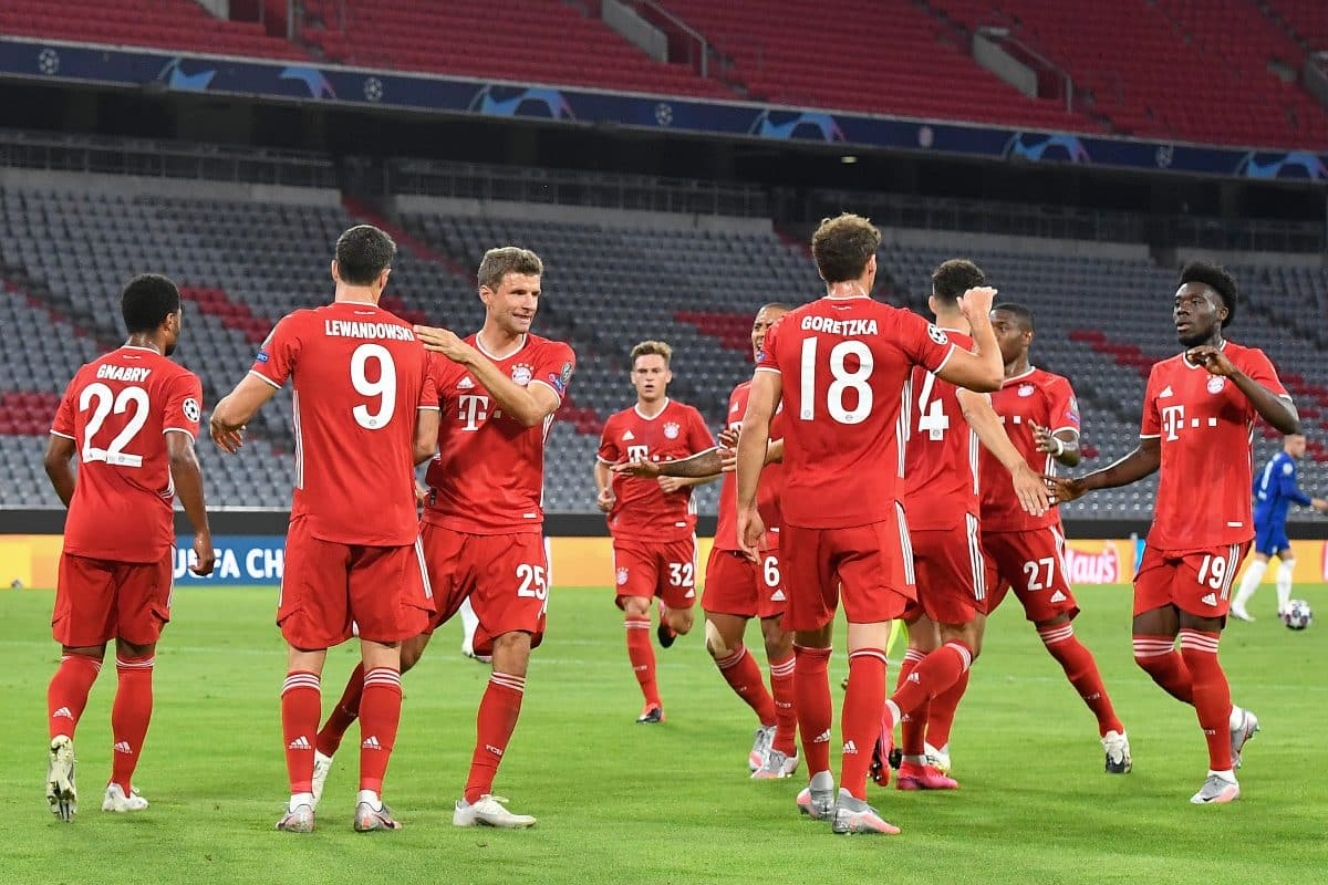 Bayern Munich S 2013 Champions League Winning Members Send A Motivating Video To The Current Team Before The Final Technosports