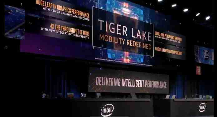 Intel's Tiger Lake Promotional Video leaked, 4.8 GHz clock speed confirmed