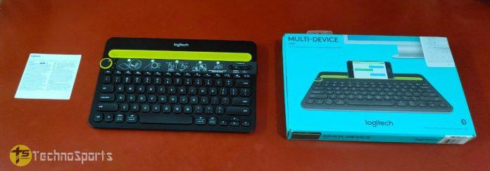 Logitech K480 Wireless Multi-Device Keyboard review: Best-seller for a reason