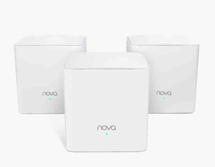 Tenda introduces all-new MW5G Home Mesh Wi-Fi Router System in India