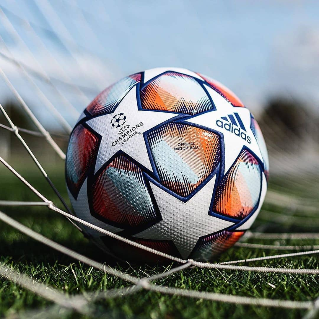 official adidas unveils the new champions league ball for the 2020 21 season technosports adidas unveils the new champions league