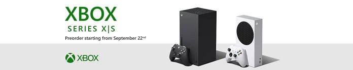 Microsoft Xbox Series X & Xbox Series S preorder page goes live on Amazon