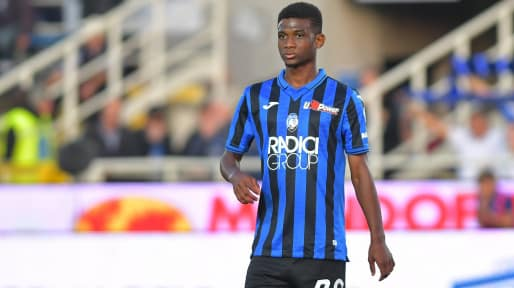 Man United sign €40m Atalanta starlet