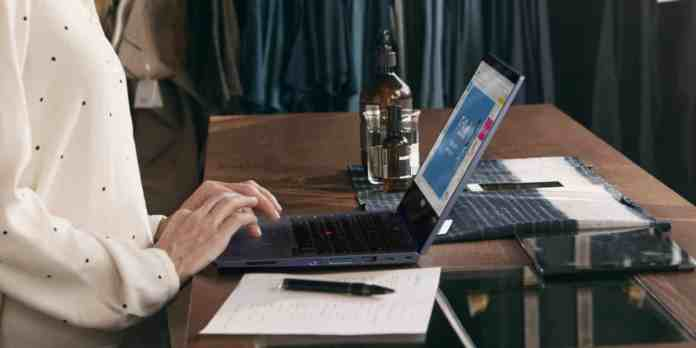 Lenovo ThinkPad C13 Yoga Enterprise is the first Chromebook with a pointing stick