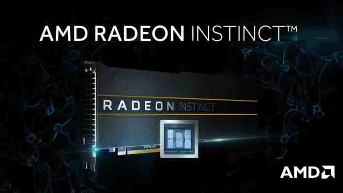 AMD's Instinct MI100 to be launched on November 16th