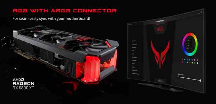 PowerColor officially announces Radeon RX 6800 XT & RX 6800 Red Devil custom graphics cards