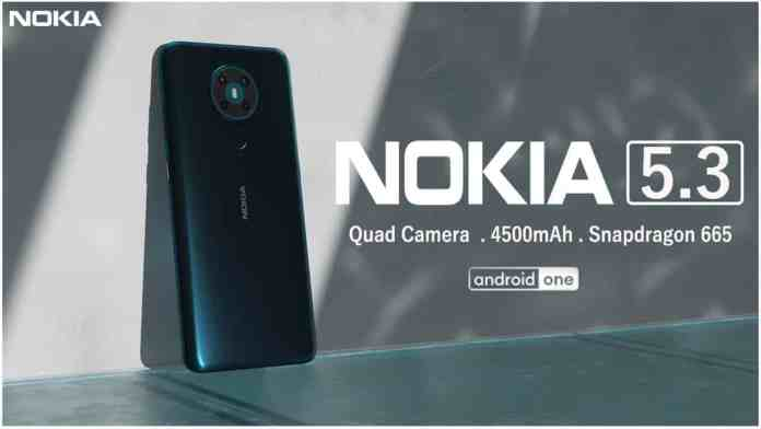 Lowest Price Ever: Nokia 5.3 is now available from ₹ 12,499