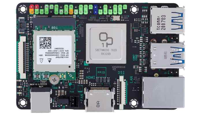 ASUS launches two Tinker Board SBCs to counter Raspberry Pi's dominance